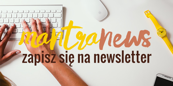 Mantra.pl newsletter