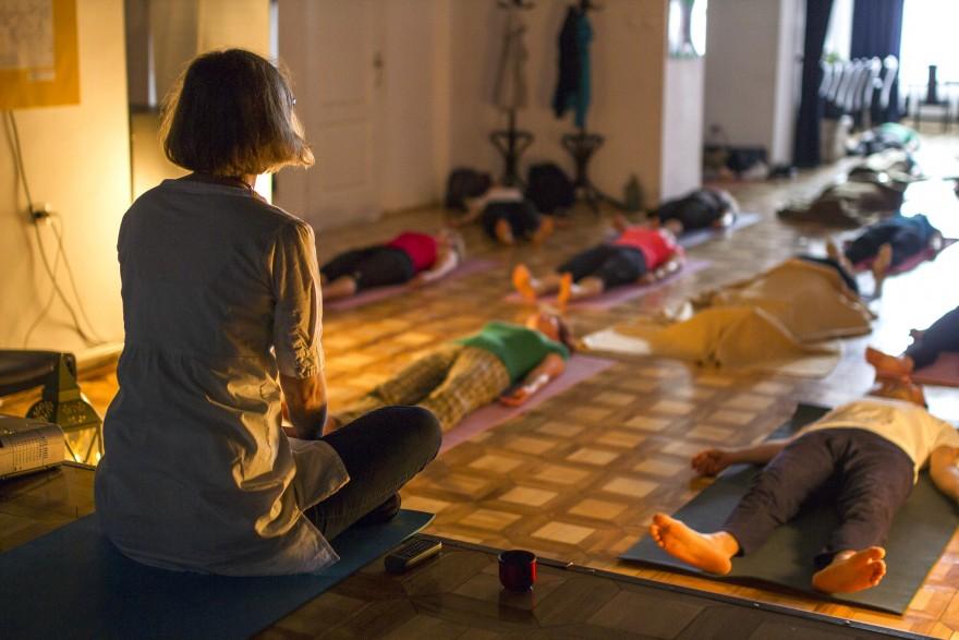 Warsztaty medytacji w Toruniu