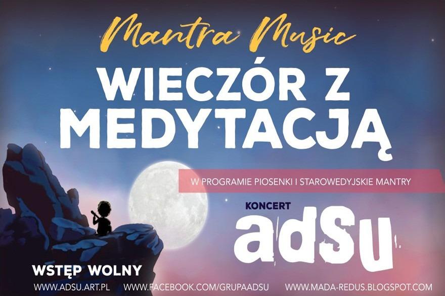 Mantra music - wieczór z medytacją - Bujna Katowice