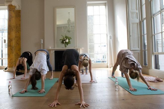 Obudź swoje ciało - joga dla początkujących o poranku