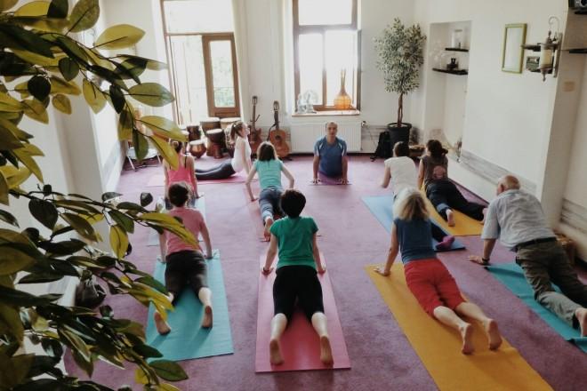 Elementy Jogi i Relaksacji z Medytacją