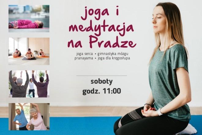 Klub Jogina - Joga medytacja na trawie! + Gimnastyka mózgu