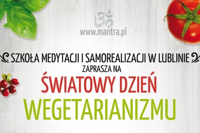 Światowy Dzień Wegetarianizmu w Lublinie