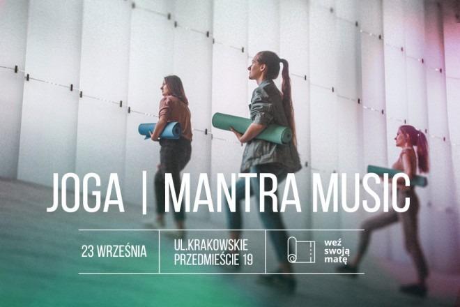 Joga Mantra Music - warsztaty jogi i medytacji