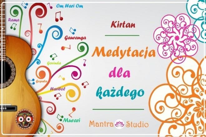Mantra Studio - Medytacja Kirtan dla początkujących
