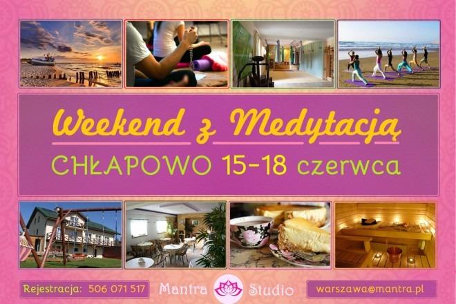 Weekend z Medytacją w CHłapowie - Mantra Studio