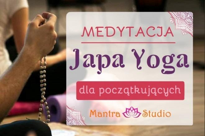 Mantra Studio - Medytacja Japa Yoga