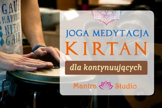 Mantra Studio - Medytacja Kirtan dla kontynuujących