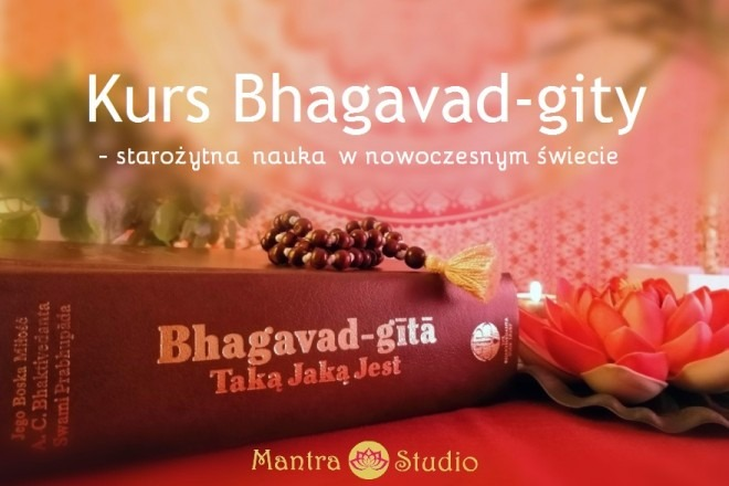Mantra Studio - Kurs Bhagavad-gity