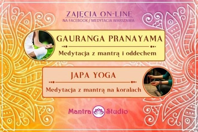 Mantra Studio - Medytacja z mantrami - techniki indywidualne (zajęcia online)