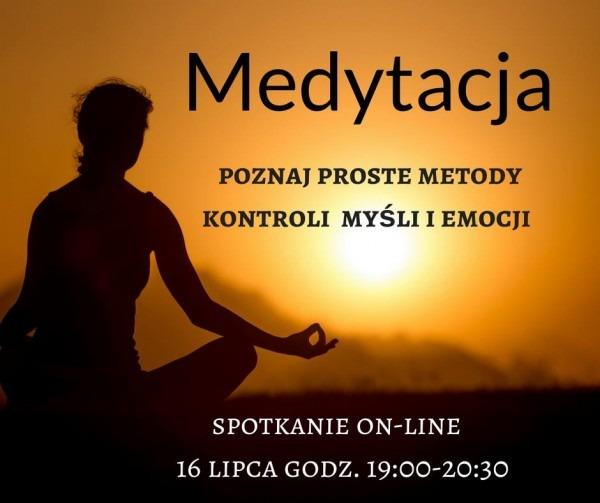 Medytacja - poznaj proste metody kontroli myśli i emocji