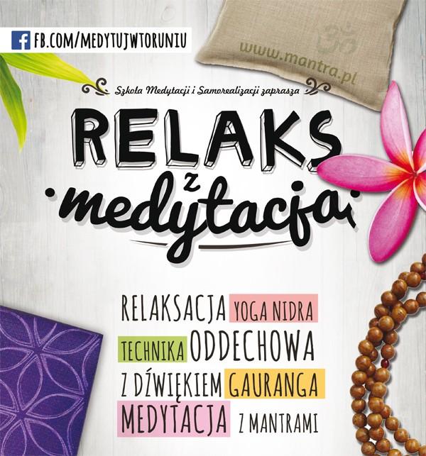 Toruń - Warsztaty medytacji