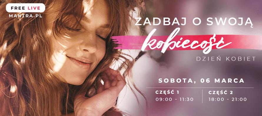 Dzień Kobiet z mantra.pl
