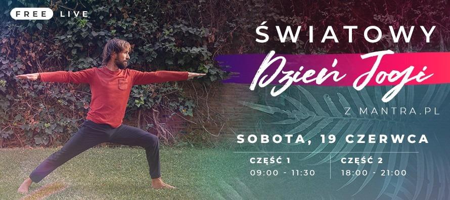 Światowy Dzień Jogi z mantra.pl